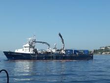 bateau retrait pneus